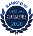 Moratis Passas Banking & Finance & Dispute Resolution Departments were ranked by Chambers & Partners for 2020